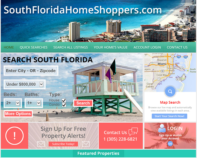 South Florida Home Shoppers