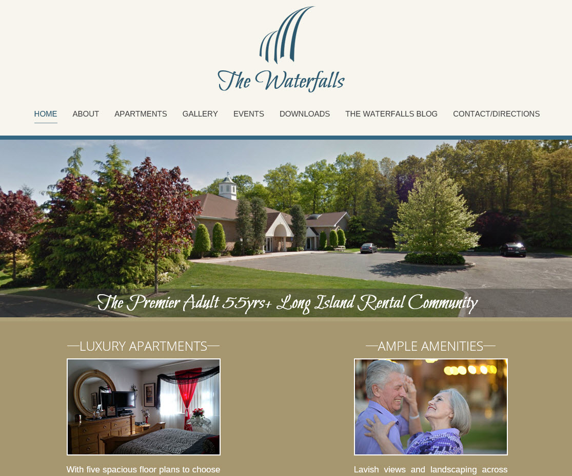 The Waterfalls Community